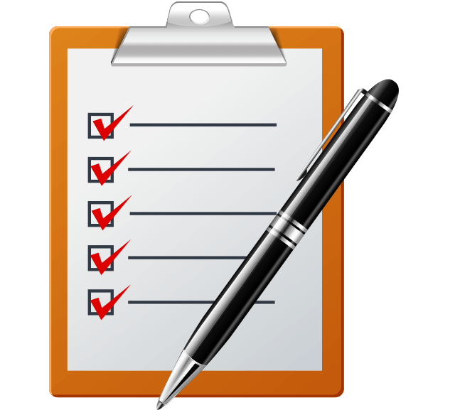 Checklist to Starting Formal Offshore QA