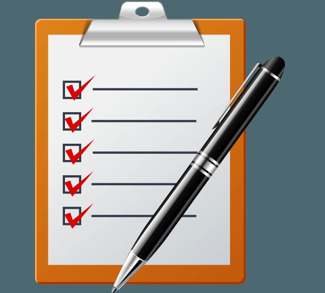 Checklist to Starting Formal Offshore QA