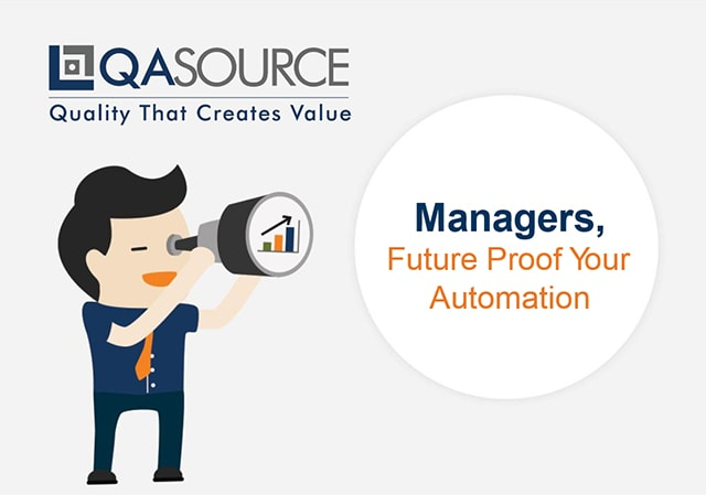 Webinar: Managers, Future Proof Your Automation