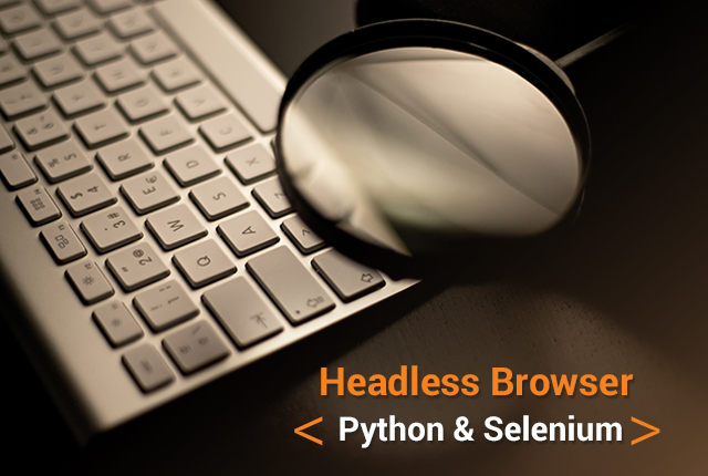 How To Run Headless Browser (Python and Selenium) In a Unit Testing Framework?