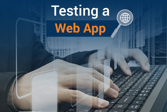 What Common Errors Do You Find While Testing a Web App?