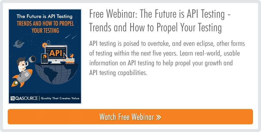 The Future is API Testing: Trends and How to Propel Your Testing