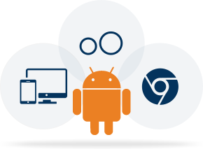 Android emulator source available for QA