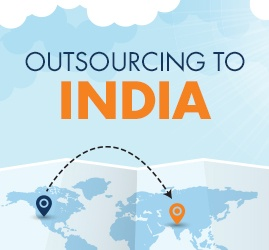 Outsourcing QA to India (Infographic)